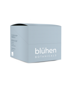 Blühen Botanicals Filtered Hemp Prerolls - 10-Count Carton (10 Packs)