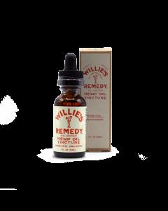 Willie's Remedy Full Spectrum Hemp Oil Tincture 1000mg, 1 fl oz (33mg)
