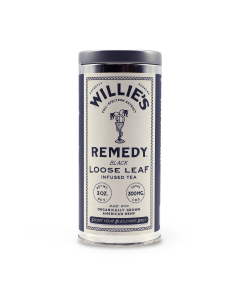 Willie's Remedy Black Tea, 3oz Tin (300mg)