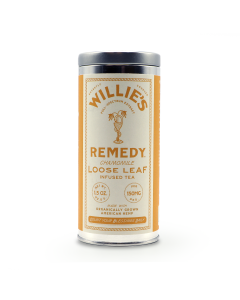 Willie's Remedy Chamomile Tea, 1.5oz Tin (150mg)