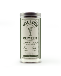 Willie's Remedy Green Tea, 3oz Tin (300mg)